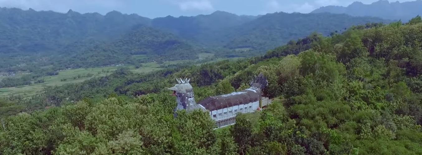 Bukit Rhema (Gereja Ayam) Magelang