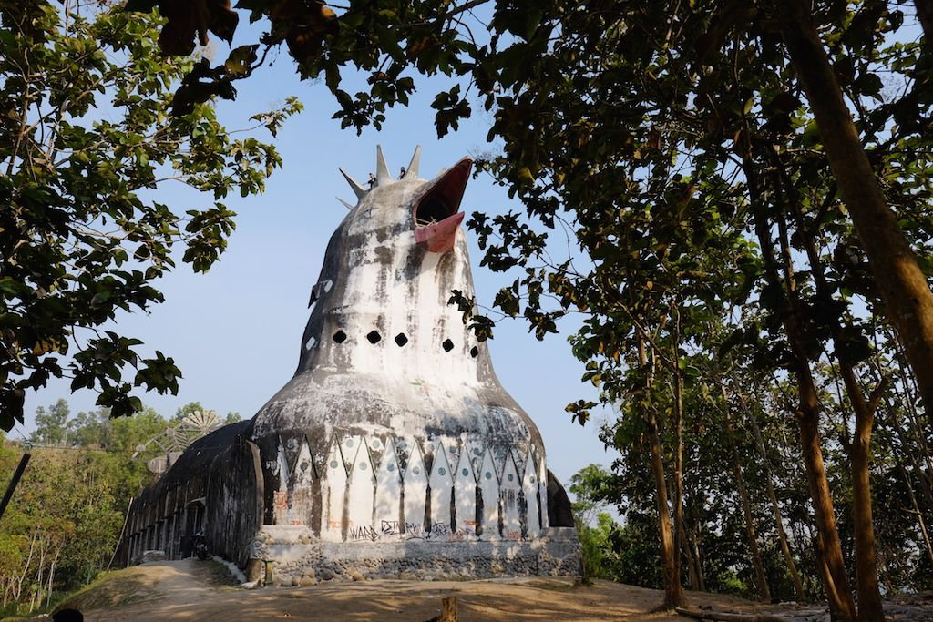 Bukit Rhema Gereja Ayam Magelang