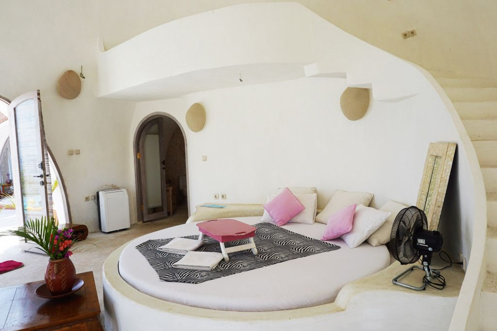 Mentigi Bay Dome Villa, TYPE Free Dome, villa untuk 6 orang Mentigi Bay Dome Villa