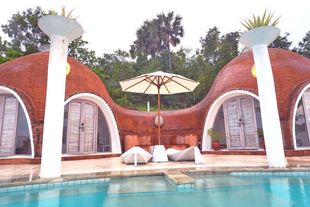 Mentigi Bay Dome Villa Mentigi Bay Dome Villa
