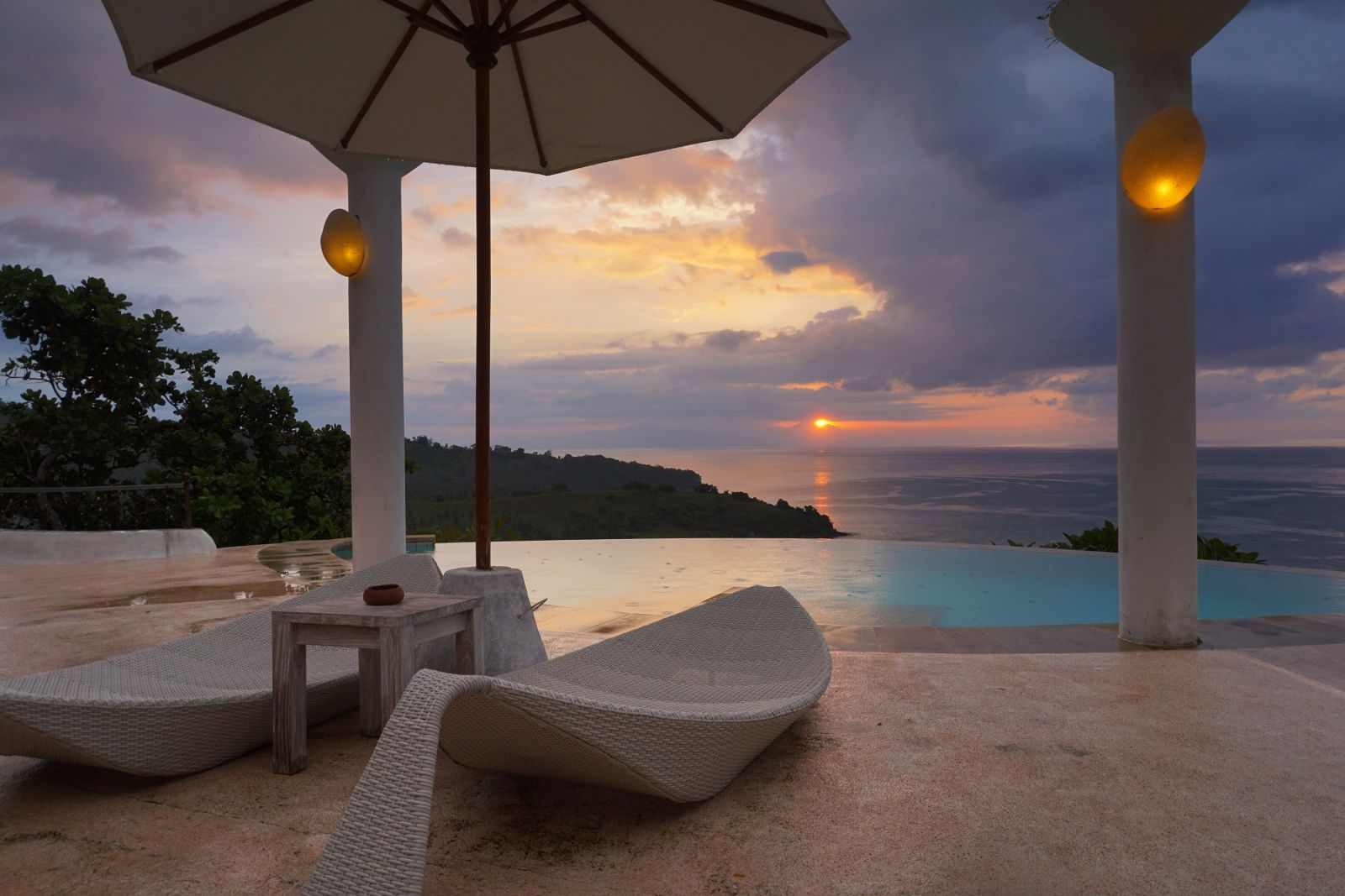 Mentigi Bay Dome Villa Lombok