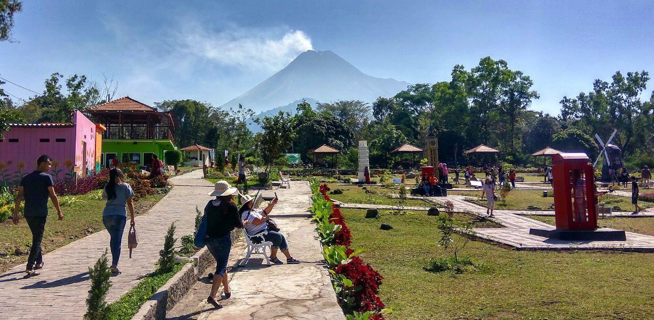 Merapi park The World Landmarks Merapi Park