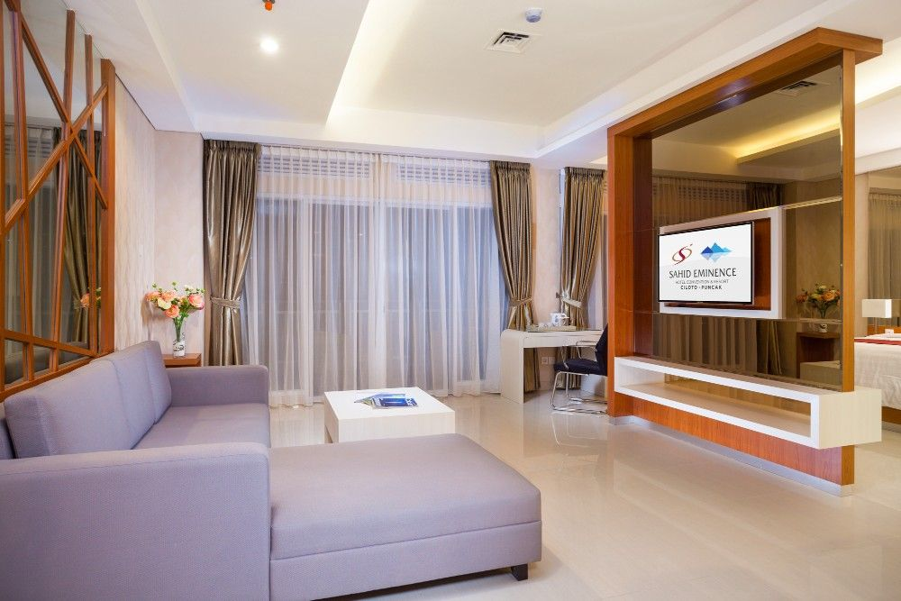 Sahid eminence hotel puncak 2 Sahid Eminence Hotel & Resort