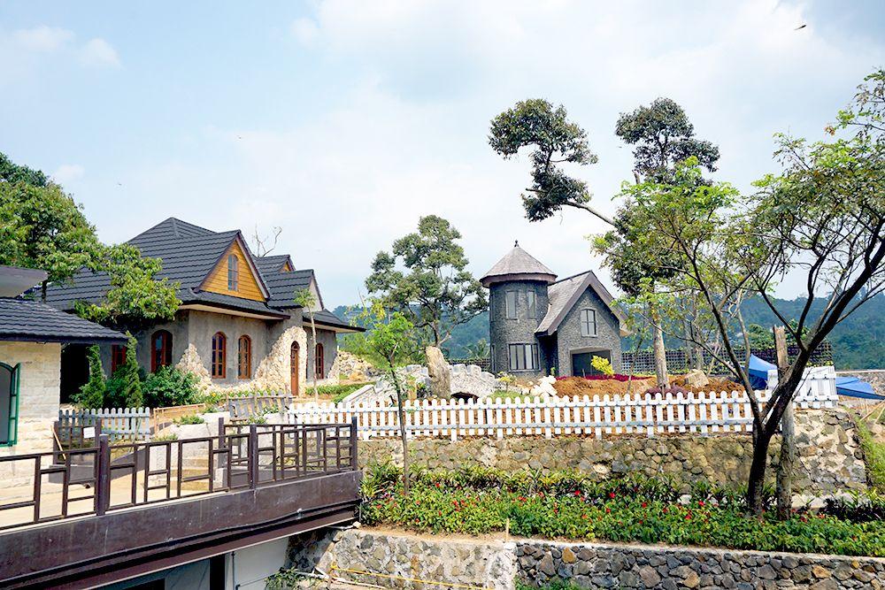 The Ranch Mega Mendung Bogor