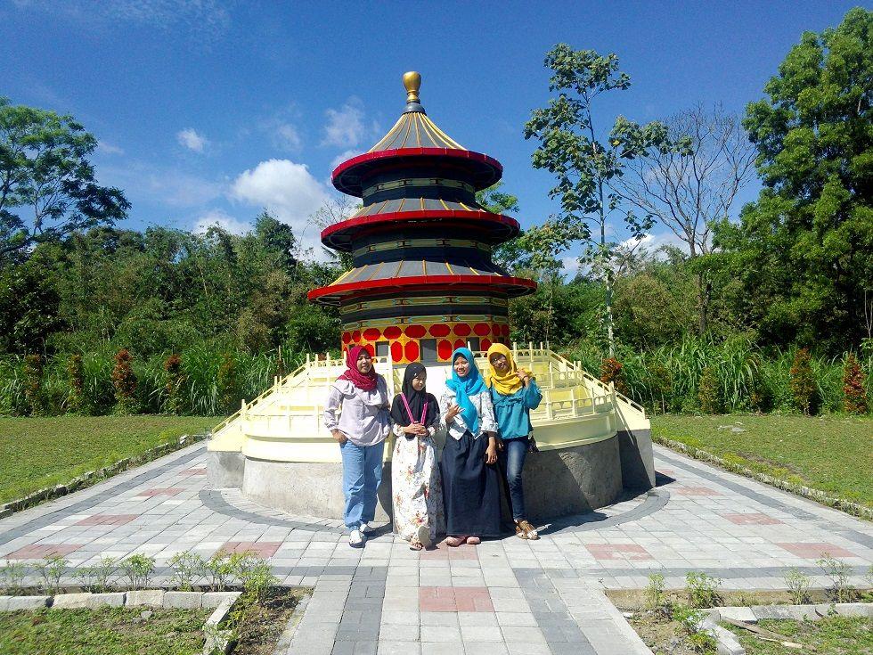 The world landmark Jogja The World Landmarks Merapi Park