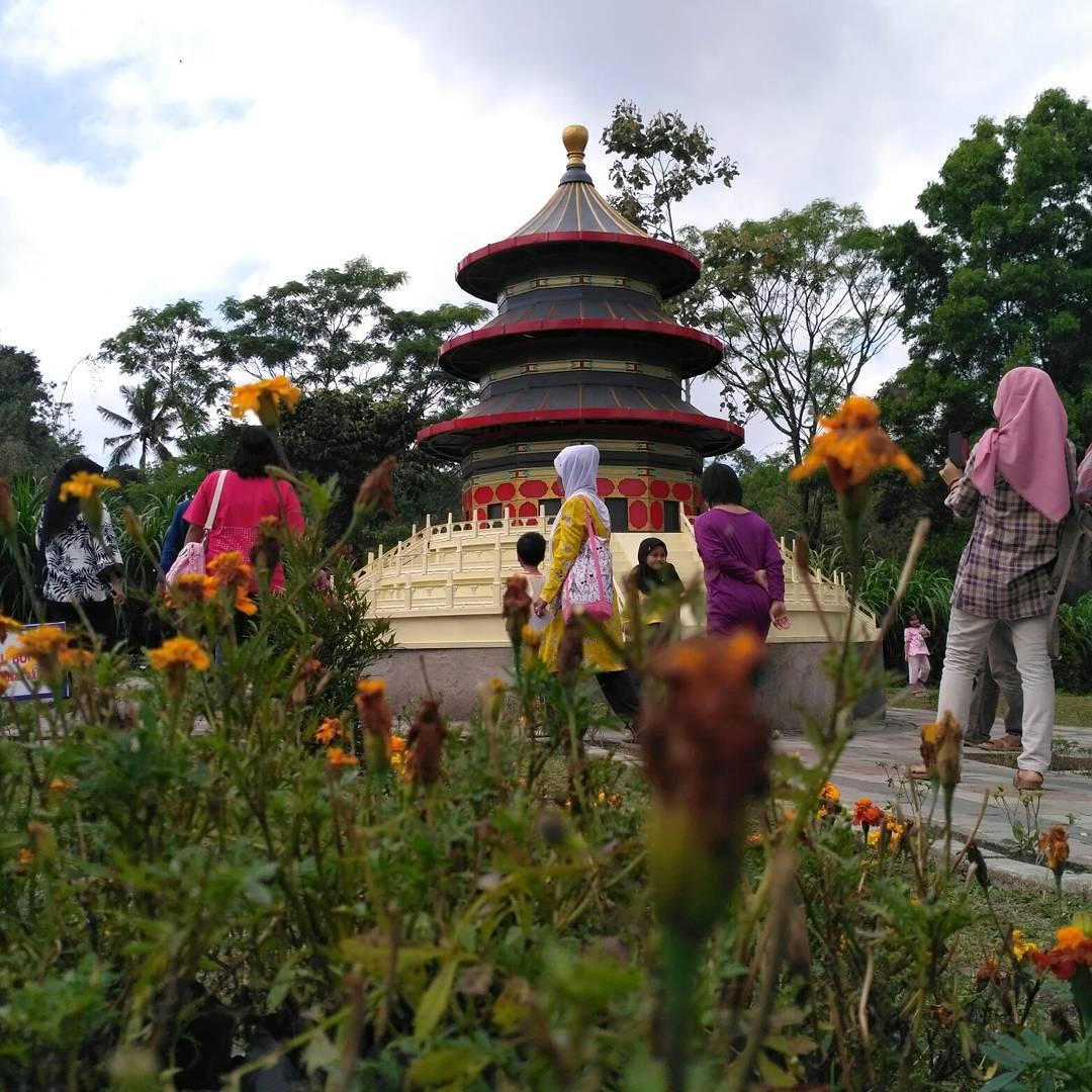 The World Landmarks Merapi Park The World Landmarks Merapi Park