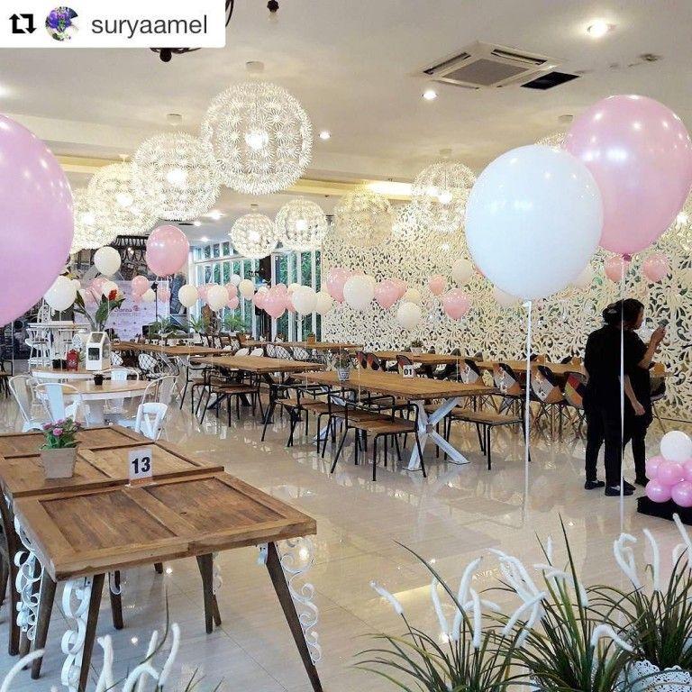 pic by IG @ @suryaamel Tsamara Resto & Function Hall