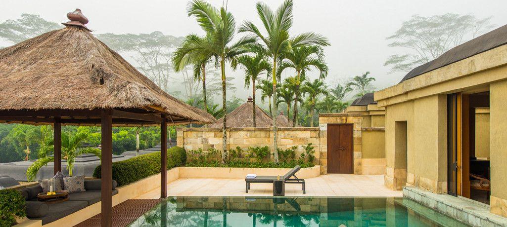 BOROBUDUR POOL SUITE Amanjiwo resort