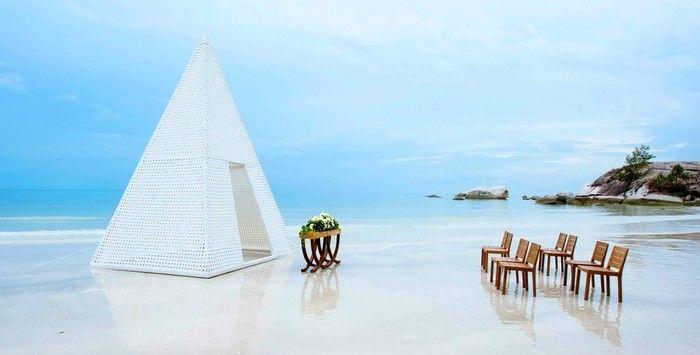 Arumdalu Private Resort Belitung