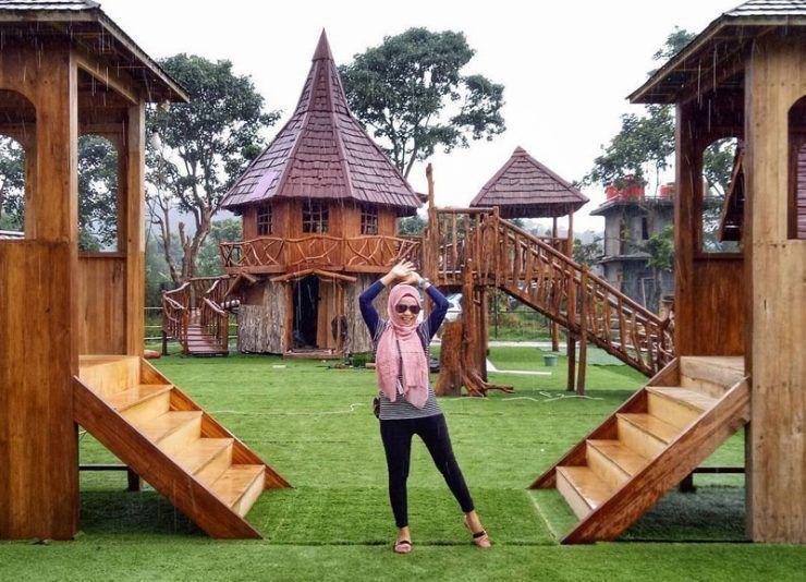 Hobbit Playground Kota Mini Lembang