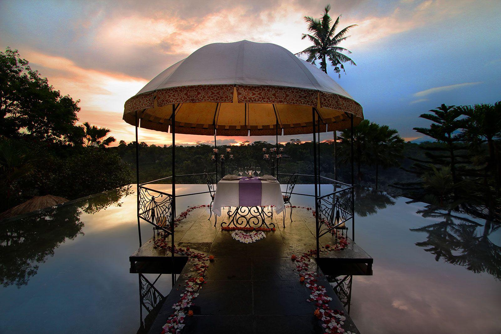Kupu Kupu Barong Villas resort Bali