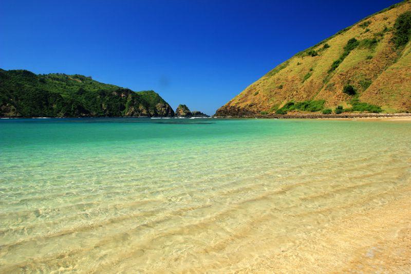Pantai Mawun Pantai Mawun