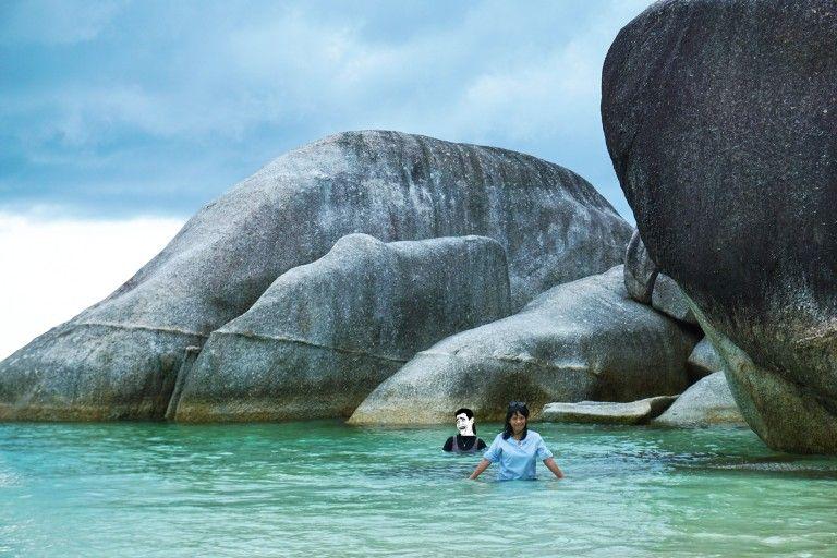 Pantai Tanjung Tinggi Pantai Tanjung Tinggi