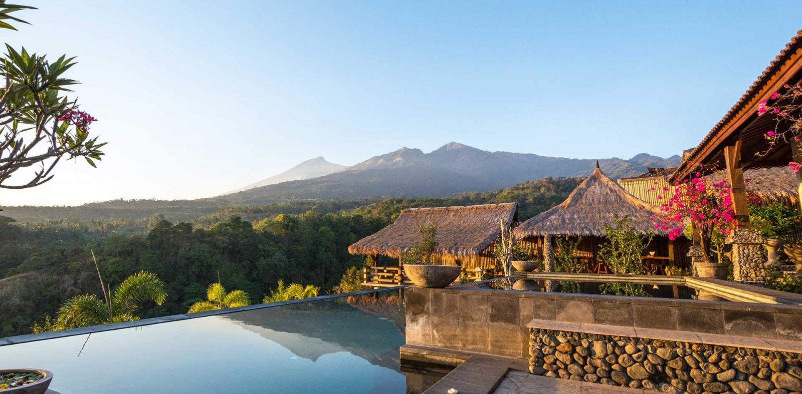 Rinjani Lodge resort Lombok