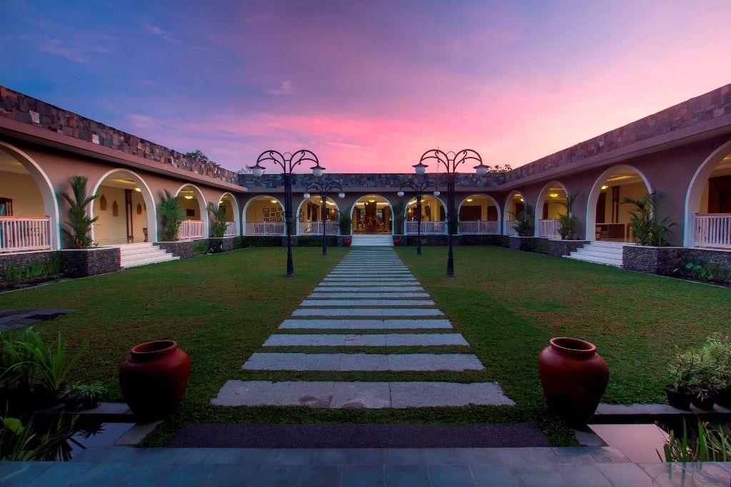 The Westlake resort Yogyakarta