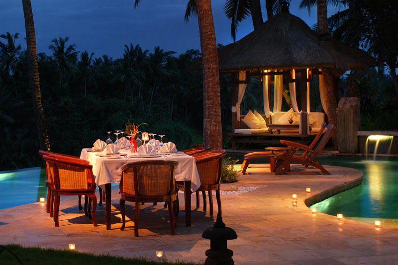 CasCades Resto Viceroy Bali resort