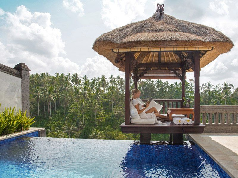 Terrace Villa Viceroy Bali resort