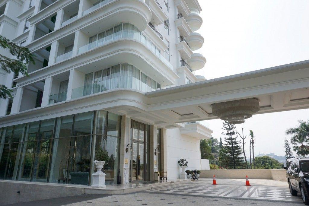 Art Deco Luxury Hotel Residence Bandung