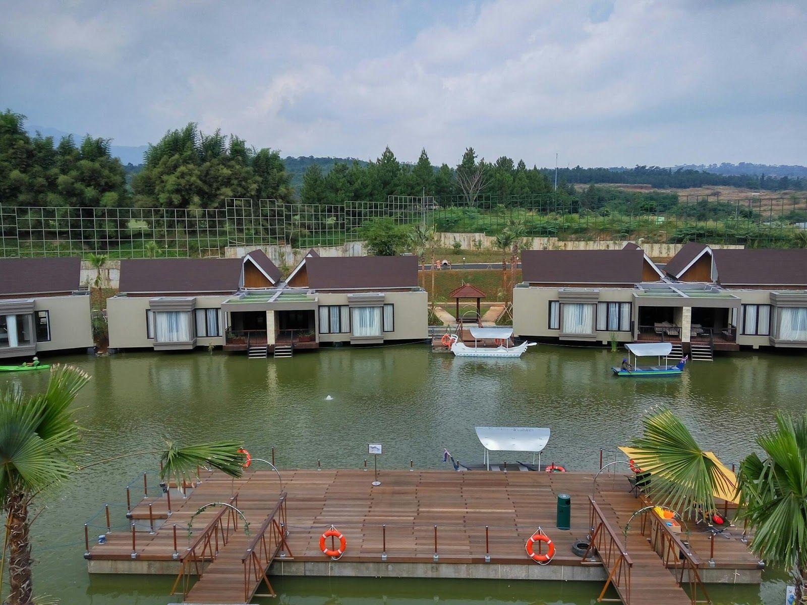 Aston Lake Sentul Aston Lake Sentul