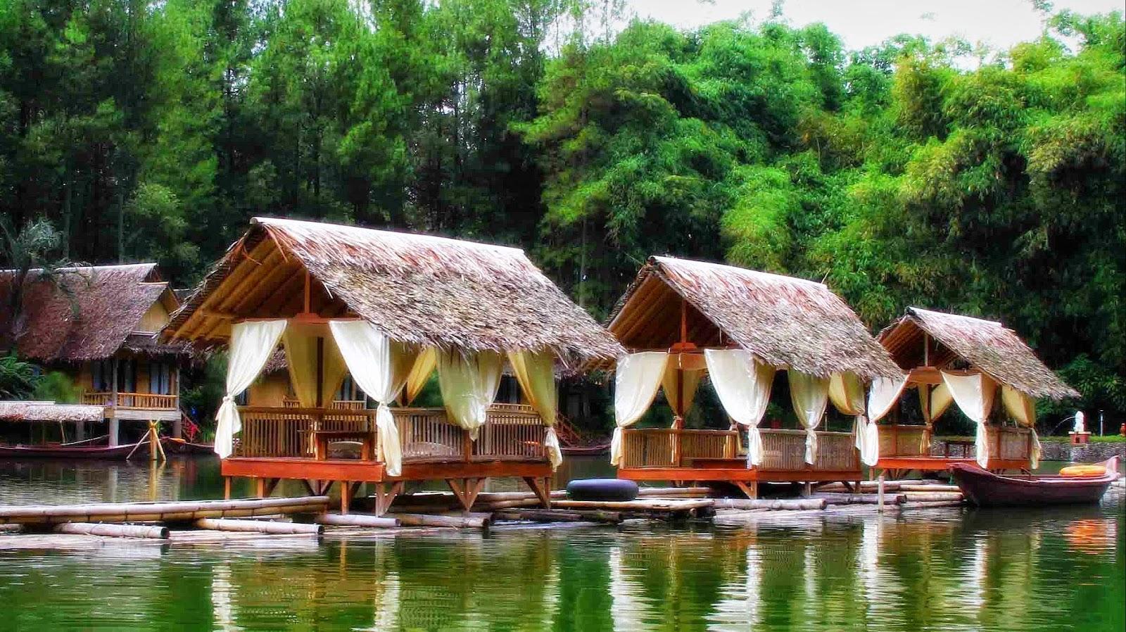 Kampung Sampireun Resort Spa Garut