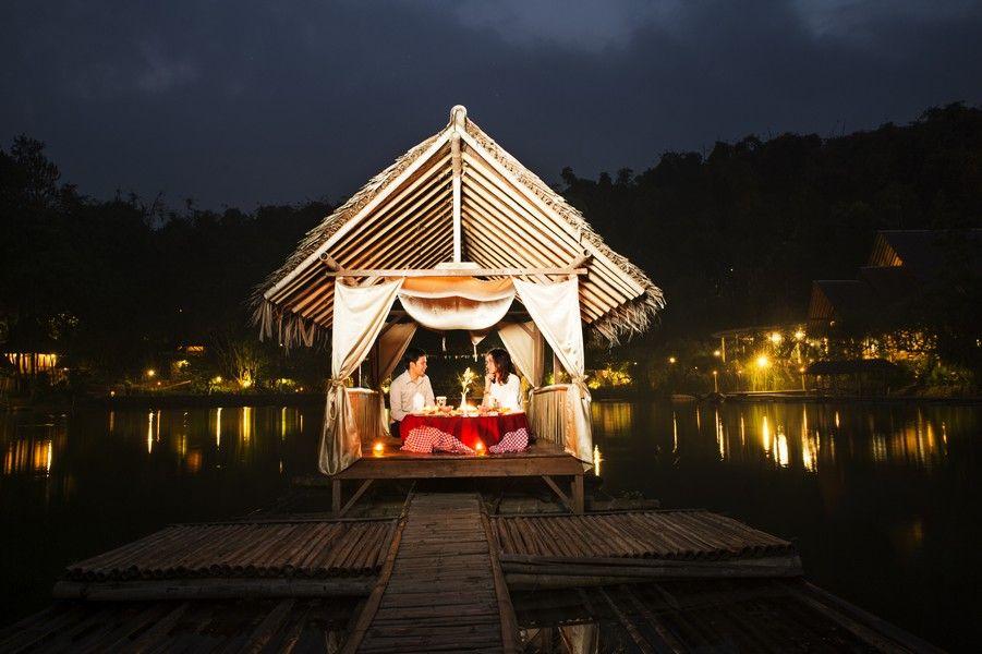 Kampung Sampireun Resort Spa Kampung Sampireun Resort & Spa