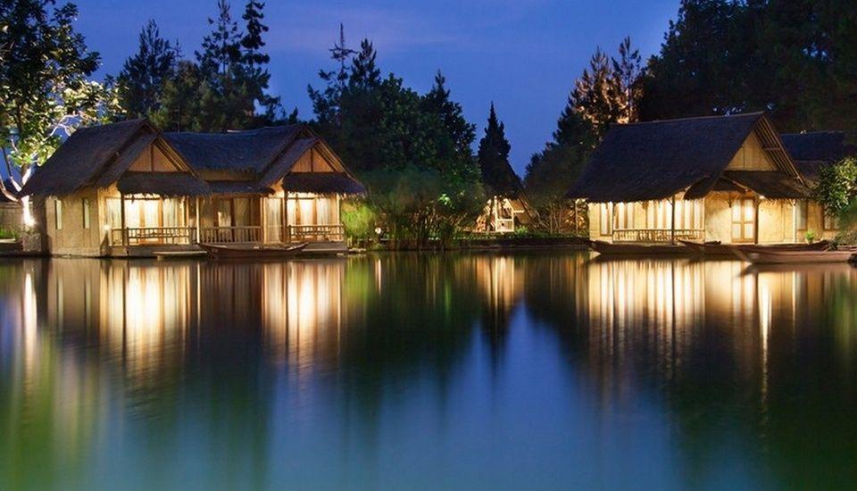 Kampung Sampireun Resort & Spa Garut