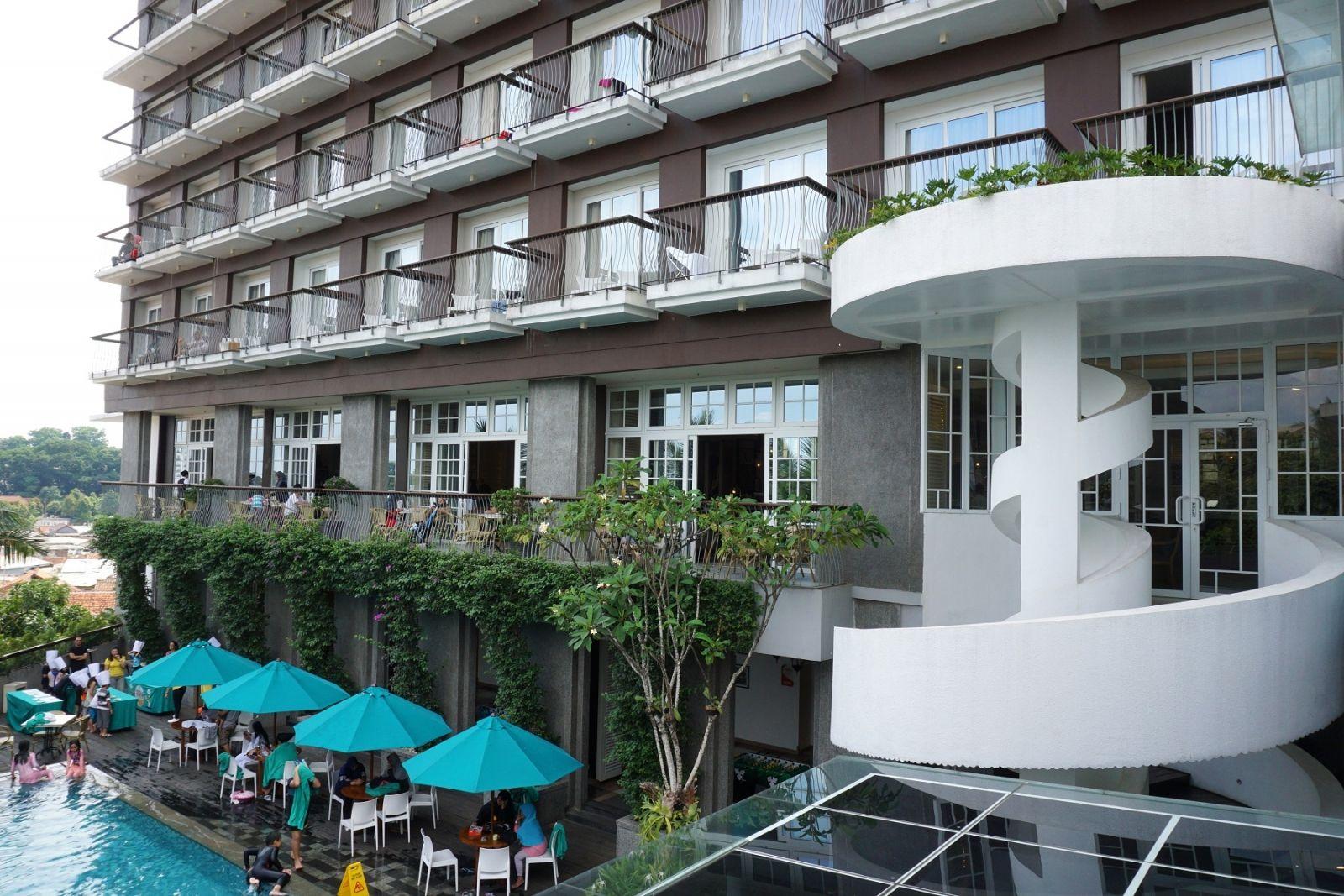 the 1O1 Bogor 44 THE 101 Suryakencana hotel