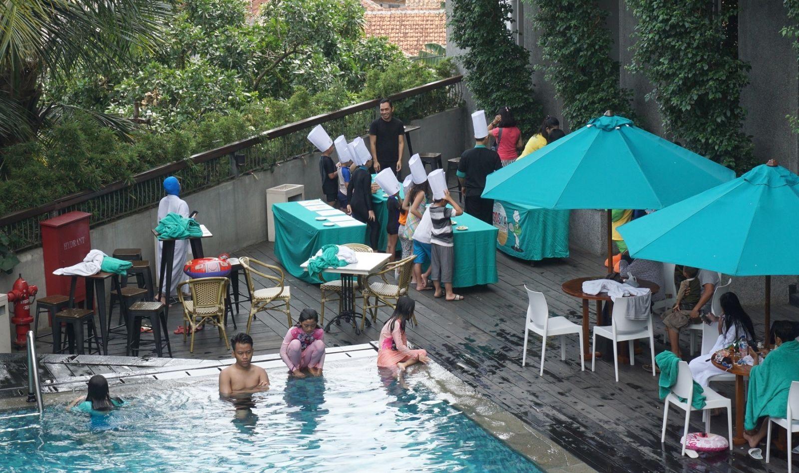 the 1O1 Bogor 46 THE 101 Suryakencana hotel
