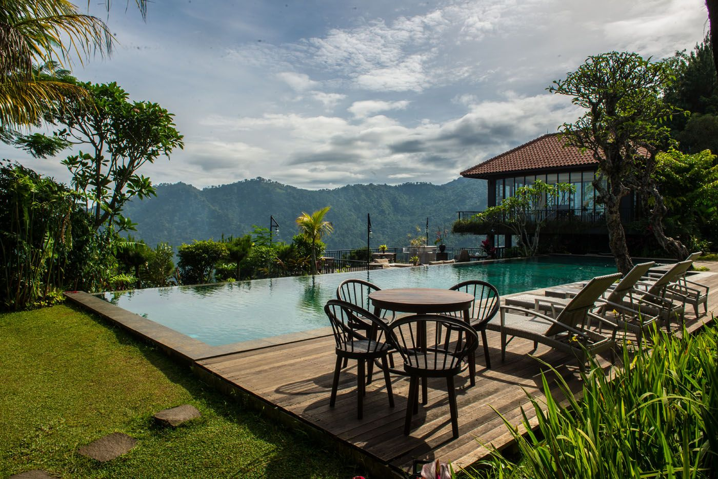 Villa Aman DSini Bogor