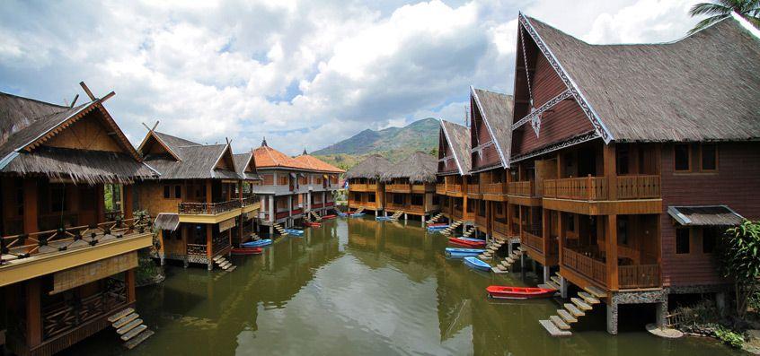 Danau Dariza cipanas Garut