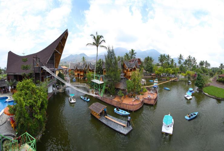 Danau Dariza Danau Dariza resort
