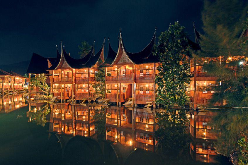 Danau Dariza resort Garut