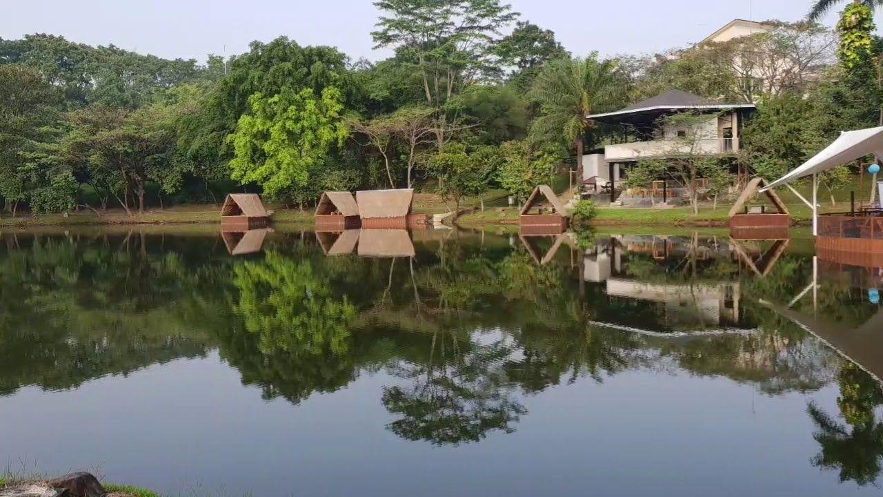 Telaga Kuring resto Bogor
