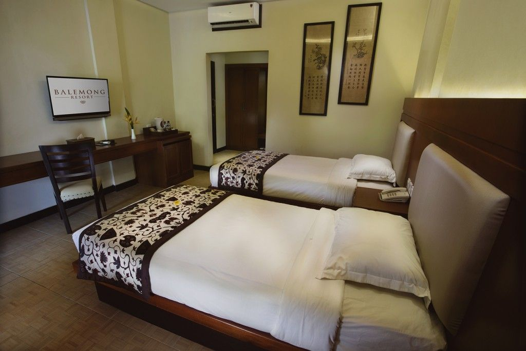 Standar room at Balemong Resort Balemong Resort