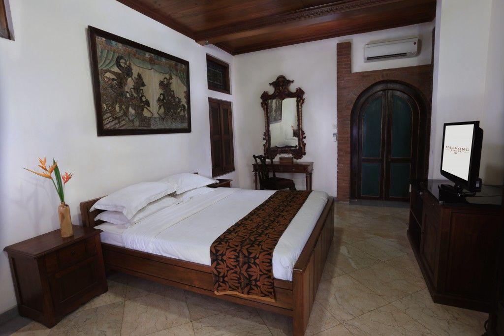 junior suite at Balemong Resort Balemong Resort