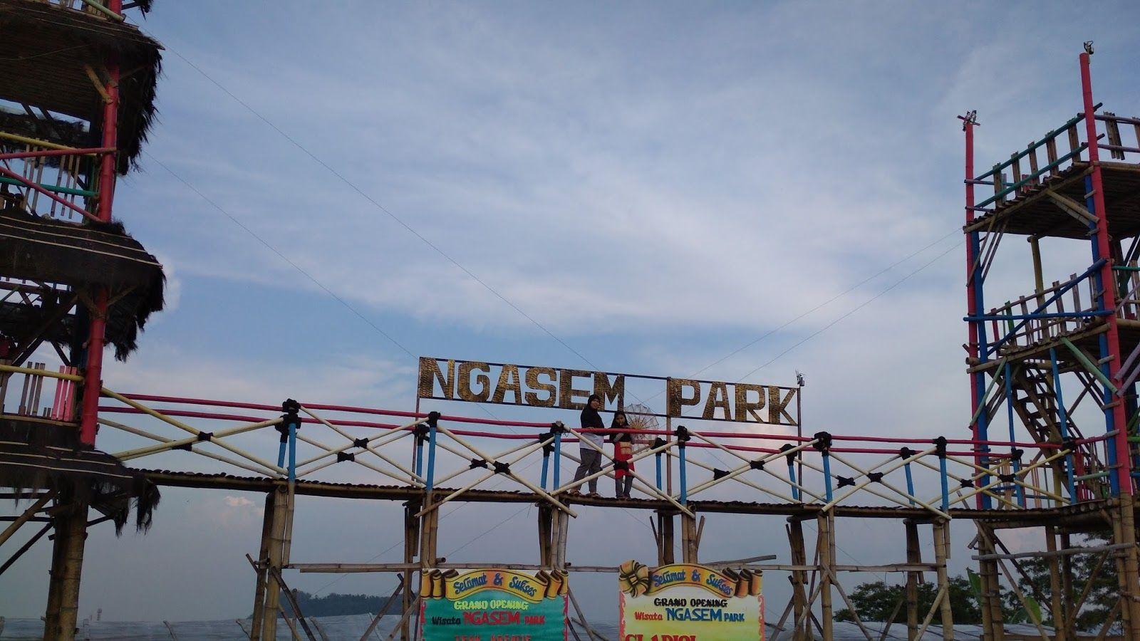 Ngasem Park Semarang