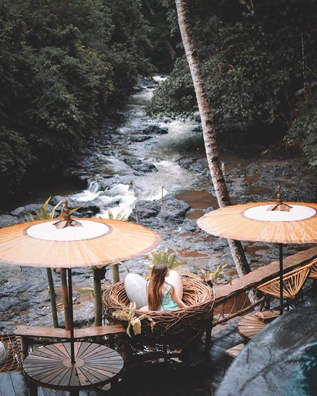 Dtukad River Club Ubud D'Tukad River Club