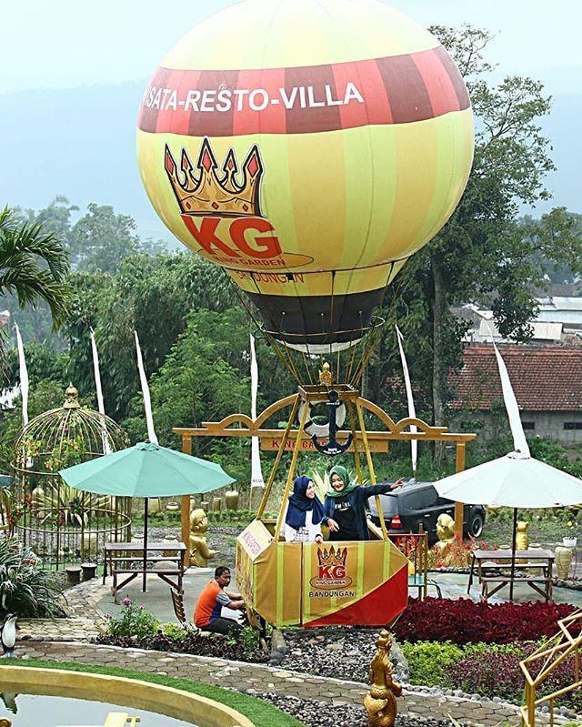 King Garden Semarang King Garden Bandungan