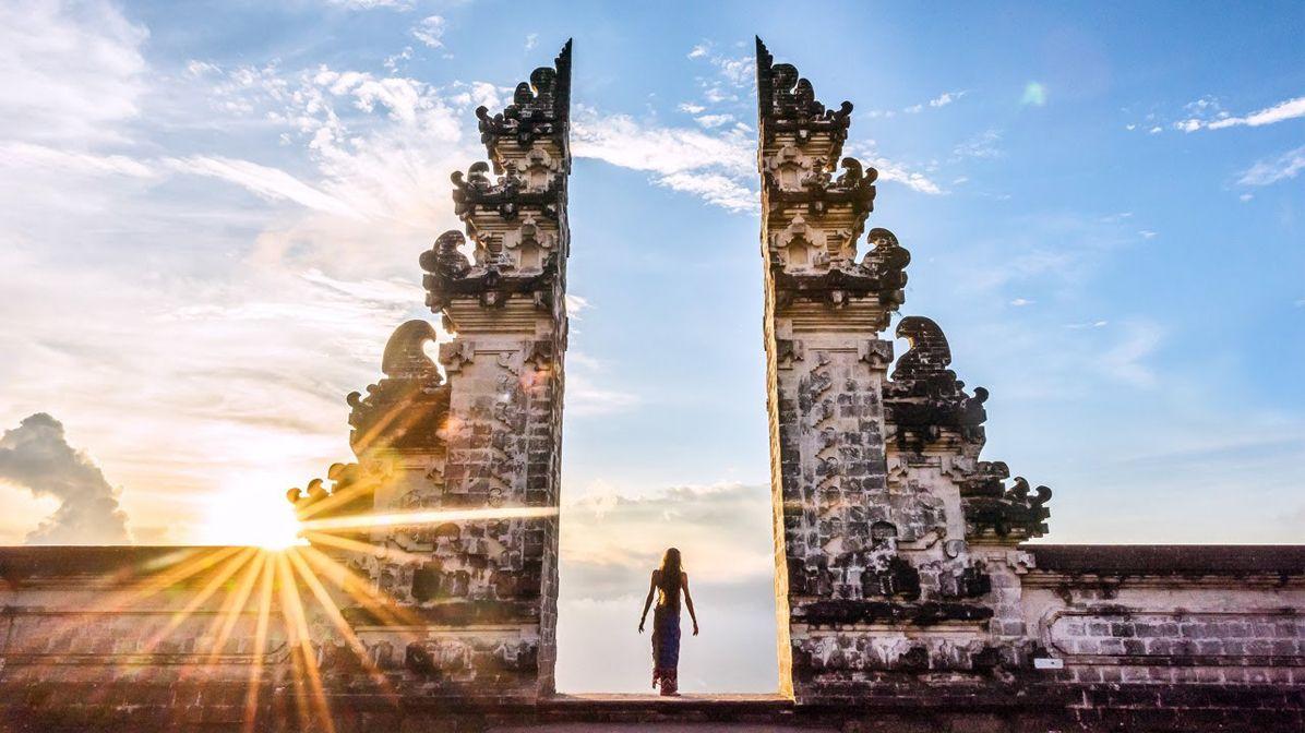 Pura Lempuyangan Bali