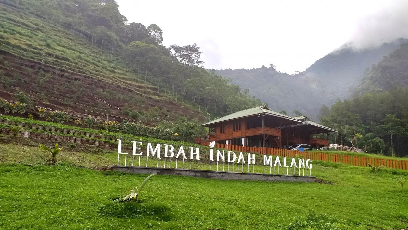 Review Lembah Indah Malang Tempat Pas Buat Refresh Mata