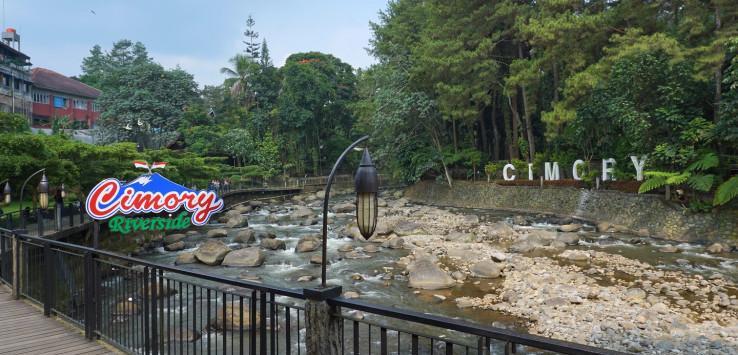 Cimory Riverside resto Bogor