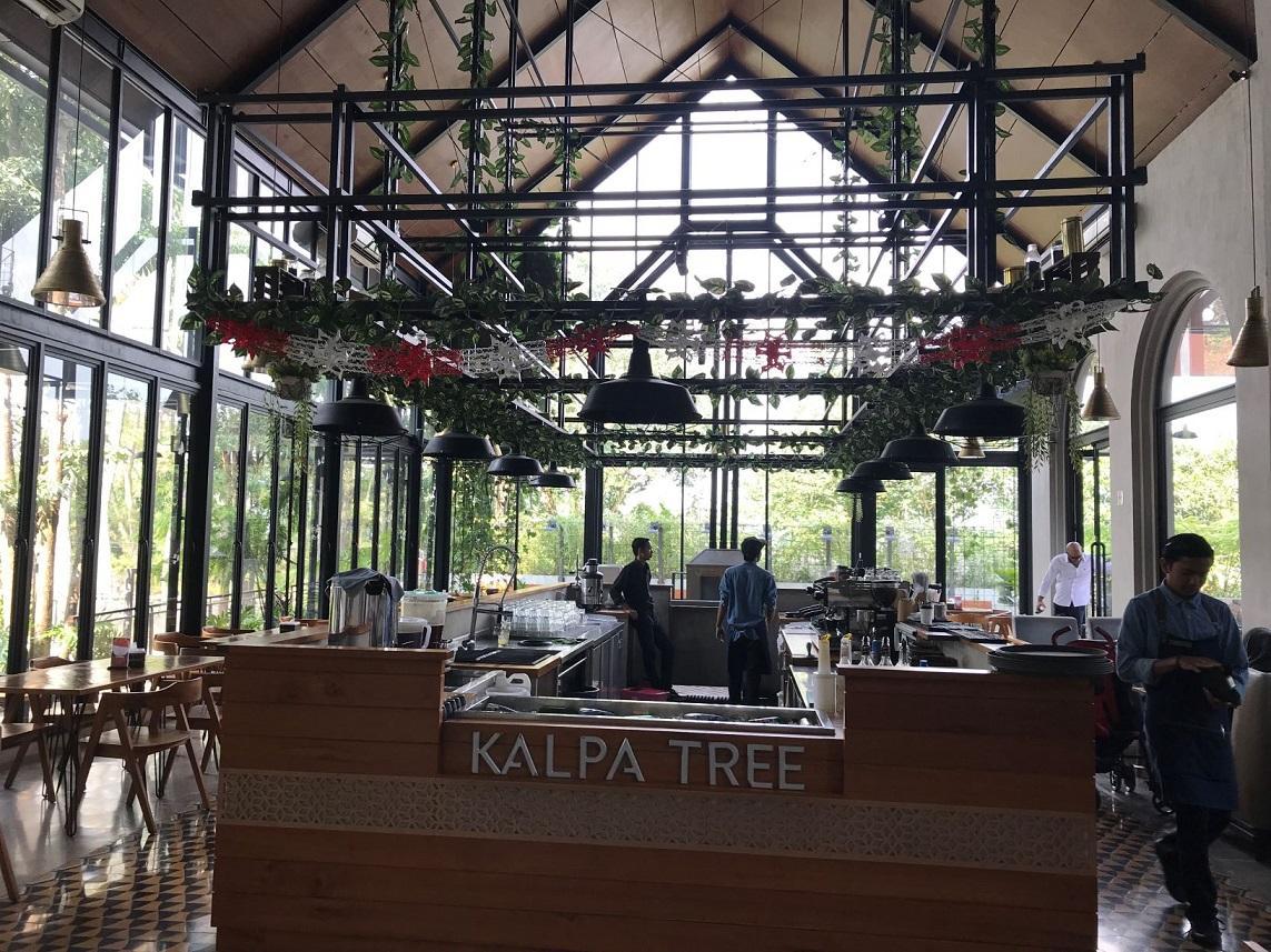 Kalpa Tree resto Bandung