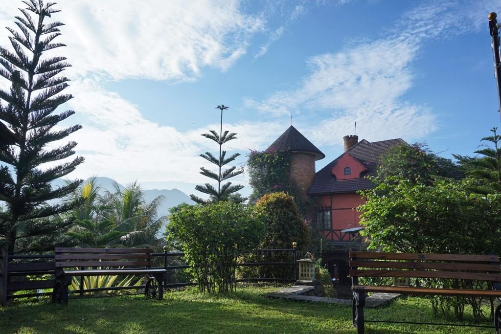 Edensor Hills Cafe Paling Romantis Di Sentul