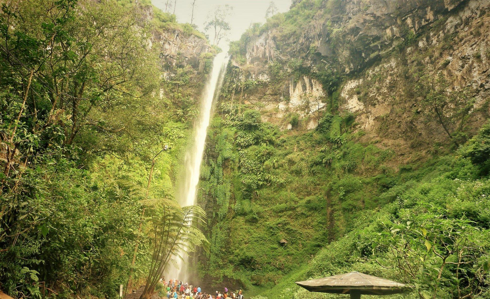 Pesona Air Terjun Coban Rondo Batu yang wajib dikunjungi!!! on