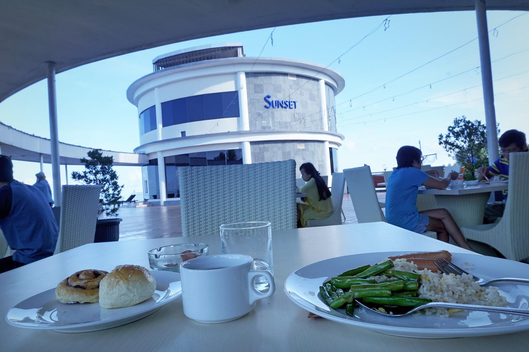 Breakfast BW Suite hotel